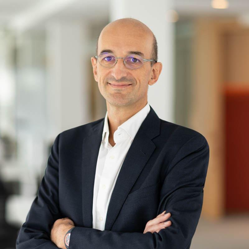 Arnaud Delphin, associé chez Cap Dirigeant