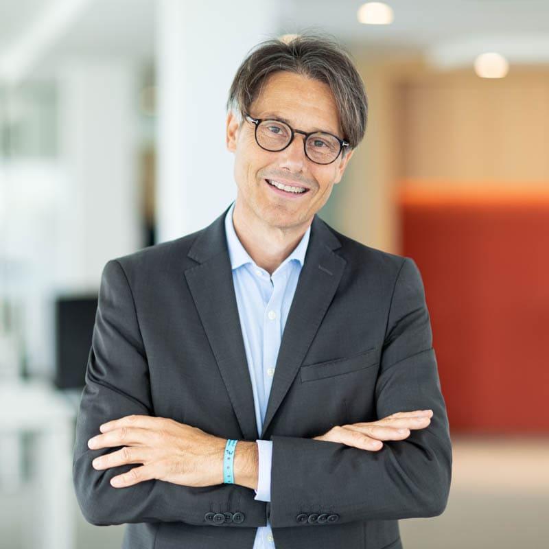 Gilles Alex, associé chez Cap Dirigeant