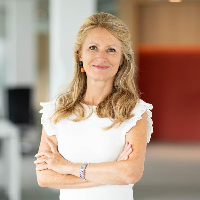Isabelle Sathicq, associée chez Cap Dirigeant
